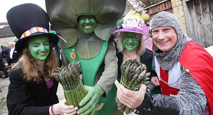 Aspargus Festival Launch