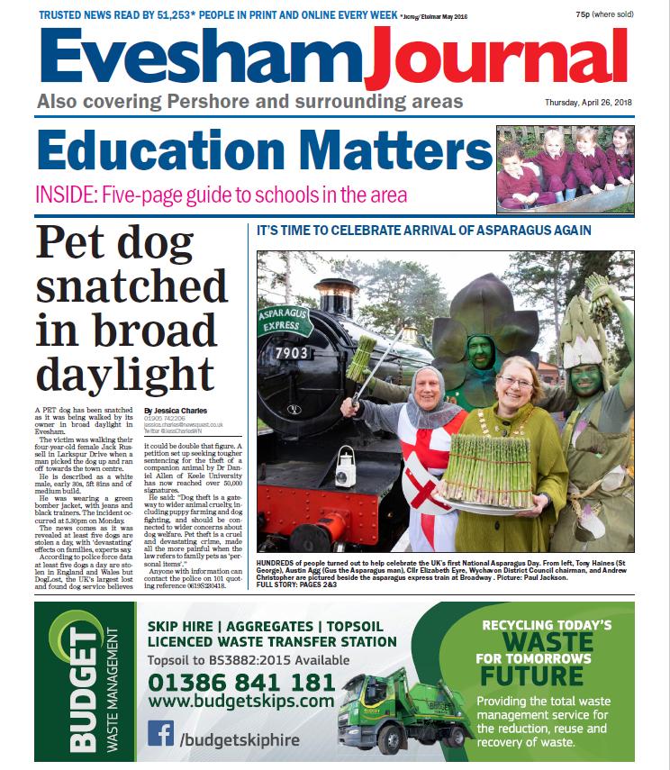 Evesham Journal